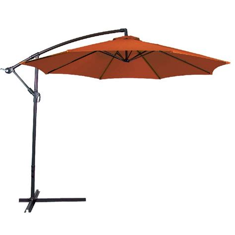 10 ft patio umbrella terra cotta onebigoutlet