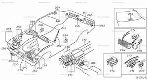 Body Electrical For Teana  04 2006