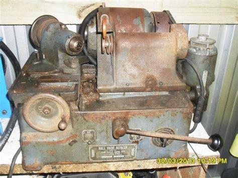 hall valve refacer