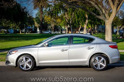 2013 Acura Ilx Reviews by Review 2013 Acura Ilx Premium 6mt
