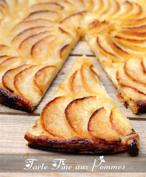 tarte aux pommes amour de cuisine