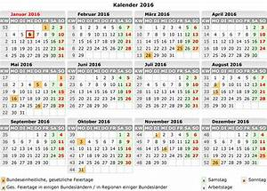 Kalender Mit Wochen 2019 : kalender 2016 download 2019 calendar printable with ~ Jslefanu.com Haus und Dekorationen