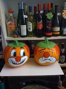 Halloween Kürbis Bemalen : k rbisse handbemalte k rbisse halloween herbstdekoration m essen und trinken pinterest ~ Eleganceandgraceweddings.com Haus und Dekorationen