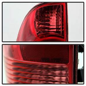 2008 Toyota Tacoma Warning Lights 05 08 Toyota Tacoma Oem Style Replacement Lights