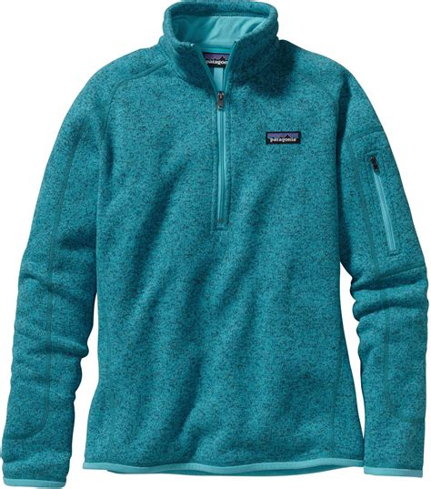 patagonia better sweater womens patagonia 39 s better sweater 1 4 zip clearance