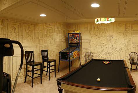 amazingly cheap  beautiful basement walls decor digsdigs