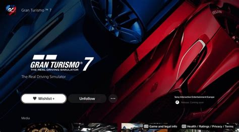 Gran Turismo 7 Release Window Changed in Sony's Edited PS5 ...