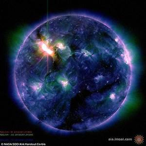 Met Office opens Space Weather Operations Centre to track ...