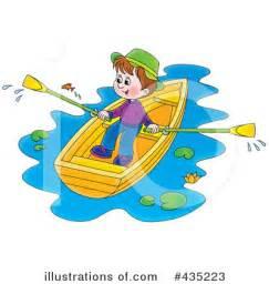 Row Boat Clip Art Free