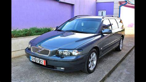 Volvo V70 2003 volvo v70 awd 2003 d5 2 4d 163hp