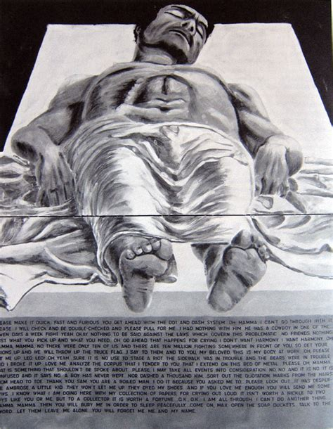 andrea mantegnas painting technique foreshortening