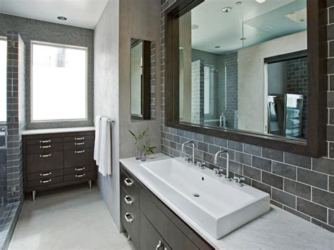 bathroom backsplash ideas choosing a bathroom backsplash hgtv