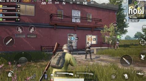 Mobile Battle Royale Games  Pubg Mobile Game