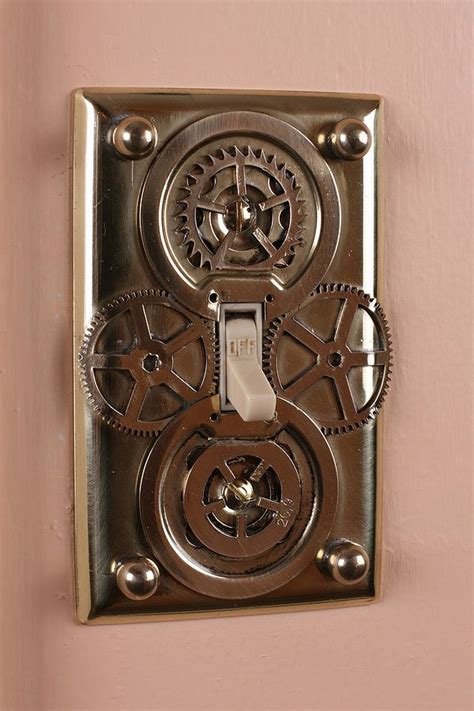 images  copper  steampunk  pinterest copper light switches  steampunk