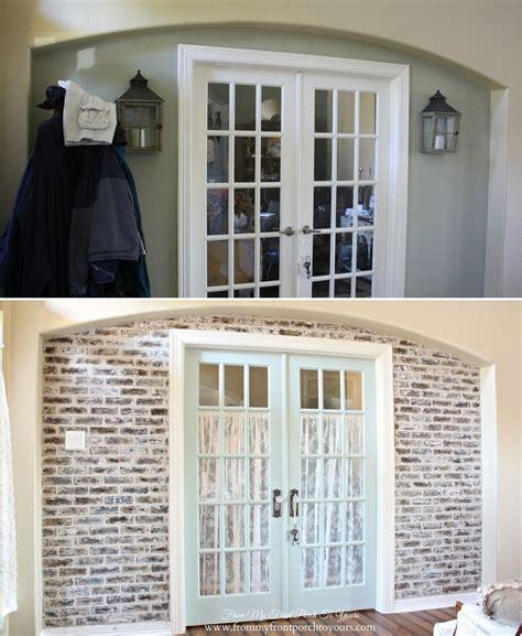 kingston brick wall panel faux panels  paneling