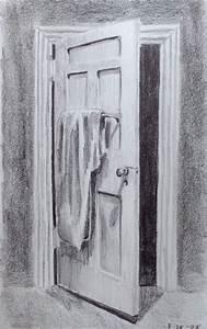 Sketch #15 – Door | The Daily Sketch