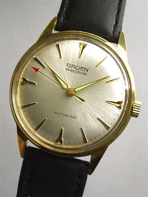 bidfun db archive wrist watches  gents gruen