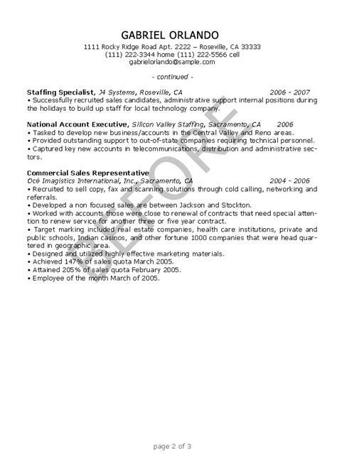 resume editing sles resumesplanet