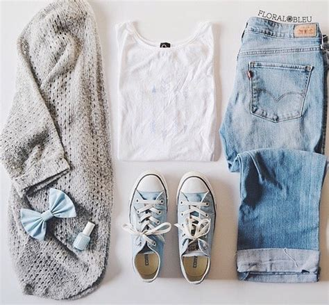 Converse clothes outfit | Tumblr