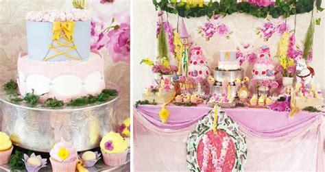 kara 39 s party ideas glamorous girl 1st birthday rapunzel tangled themed birthday party via karas party
