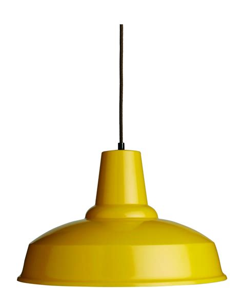Luminaires  Eleanor Home, Suspension Pandulera Jaune