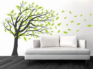 Baum Für Wohnzimmer : unsere leidenschaft wandtattoos bei designscape ~ Michelbontemps.com Haus und Dekorationen