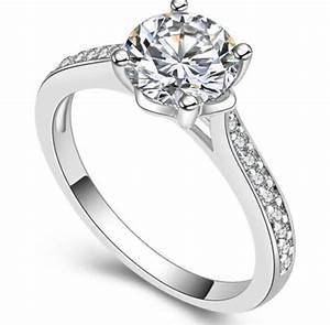Size 6 7 8 jewelry 24k white gold plated aaa cubic for 24k gold wedding ring