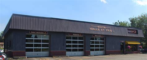Garage Hallé Et Fils  3210, Avenue Saintaugustin