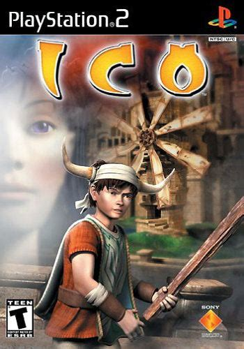 Ico Playstation 2 Ign