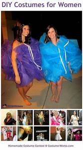 Homemade Costumes for Women | Homemade, To loose and ...