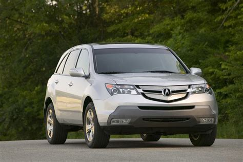 acura mdx review specs pictures price mpg