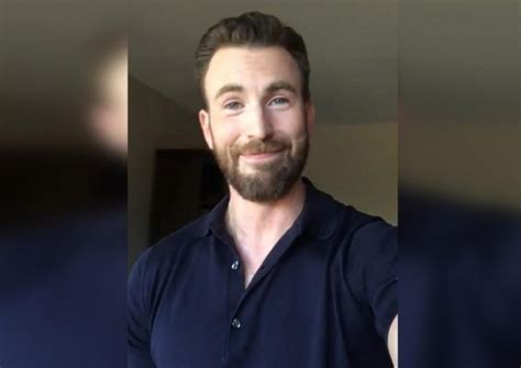 Chris Evans addresses explicit photo he accidentally ...