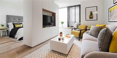 Studio Apartment London Apartments Layout Rent Living