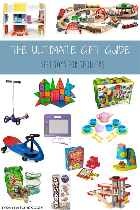 christmas gifts for 2 3 year olds the ultimate gift guide best toys for toddlers 2 3 years to max