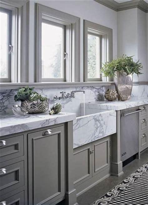 grey cabinets grey trim light grey walls s