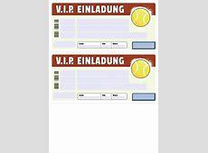 Drucke selbst! Kostenloses VIP Tennis Ticket