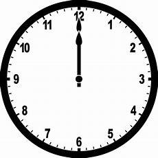 Clock 1200  Clipart Etc