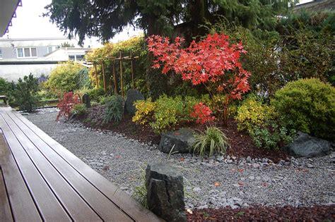 Japanischer Garten Ahorn by Japanische Gartengestaltung Bambus Und Granit F 252 R Haus