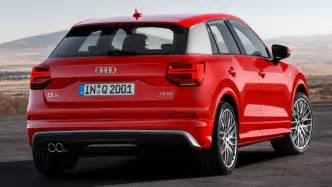 audi a4 automatic review 2017 audi q2 revealed car carsguide