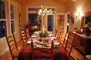 Table De Noel Traditionnelle : comment d corer sa table du r veillon de no l ~ Melissatoandfro.com Idées de Décoration