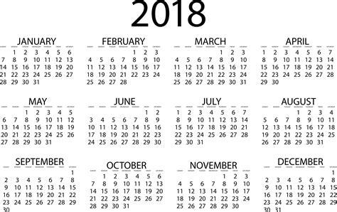 free 2018 calendar template 2018 calendar quality calendars