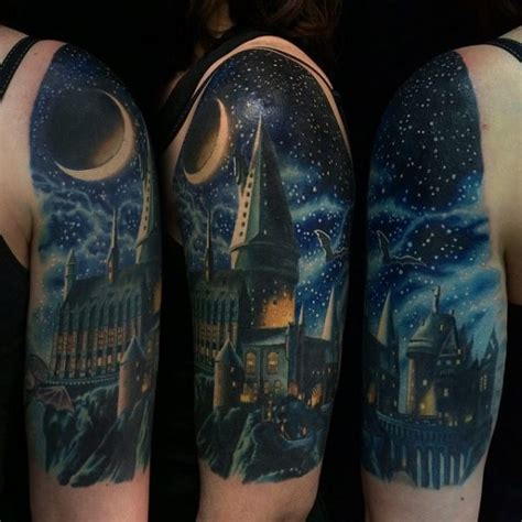awesome types  harry potter themed tattoos amreading
