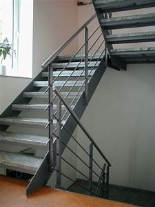 Stahltreppe Mit Holzstufen : rebmann gmbh schlosserei metallbau treppen ~ Orissabook.com Haus und Dekorationen