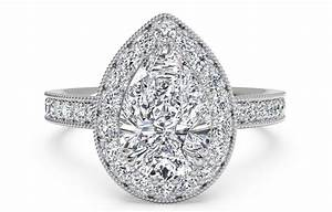 trending pear shaped engagement rings ritani With pear shaped wedding ring