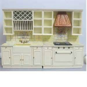 miniature dollhouse kitchen furniture bespaq dollhouse miniature furniture kitchen cabinet appliance sink s