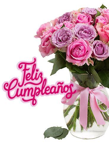 colorful happy birthday balloon card  spanish feliz