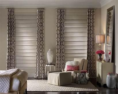 Douglas Hunter Window Treatments Wood Woven Bedroom
