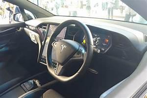 Tesla Blue Interior - tesla power 2020