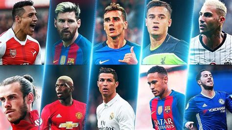 Best Football Player List Of Best Football Players In The World Cleats