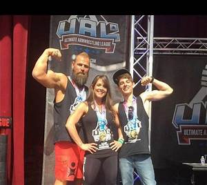 Local Family Qualifies For Arm Wrestling Tournament